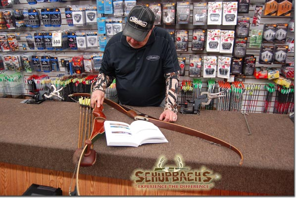 schupbach's sporting goods jackson michigan